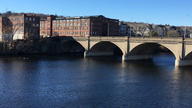 Police are investigating after a man was pushed off a bridge on Wednesday night. (WFSB file photo)