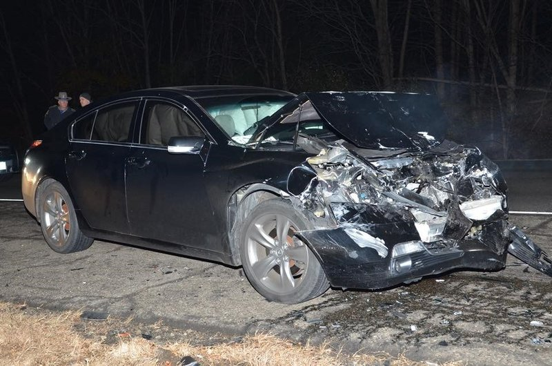 Cruiser at accident scene struck by intoxicated driver - WFSB 3 ...