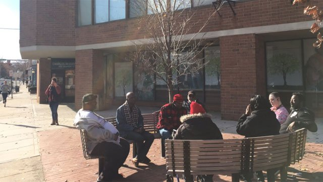 Smokers don't like a rule which will make public housing smoke-free. (WFSB)