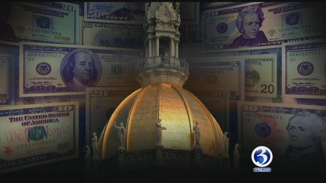 Connecticut lawmakers say they're considering whether to make changes to the new budget passed last month. (WFSB)