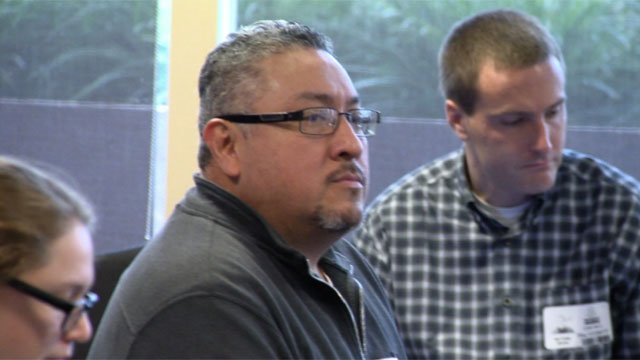 Ernesto Leon, who is the owner of Los Imperios, was in the hot seat on Thursday. (WFSB)