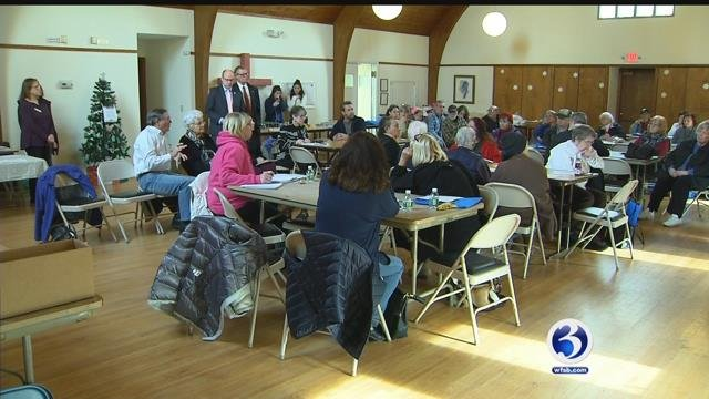 Seniors are worried about losing their health insurance.  (WFSB)