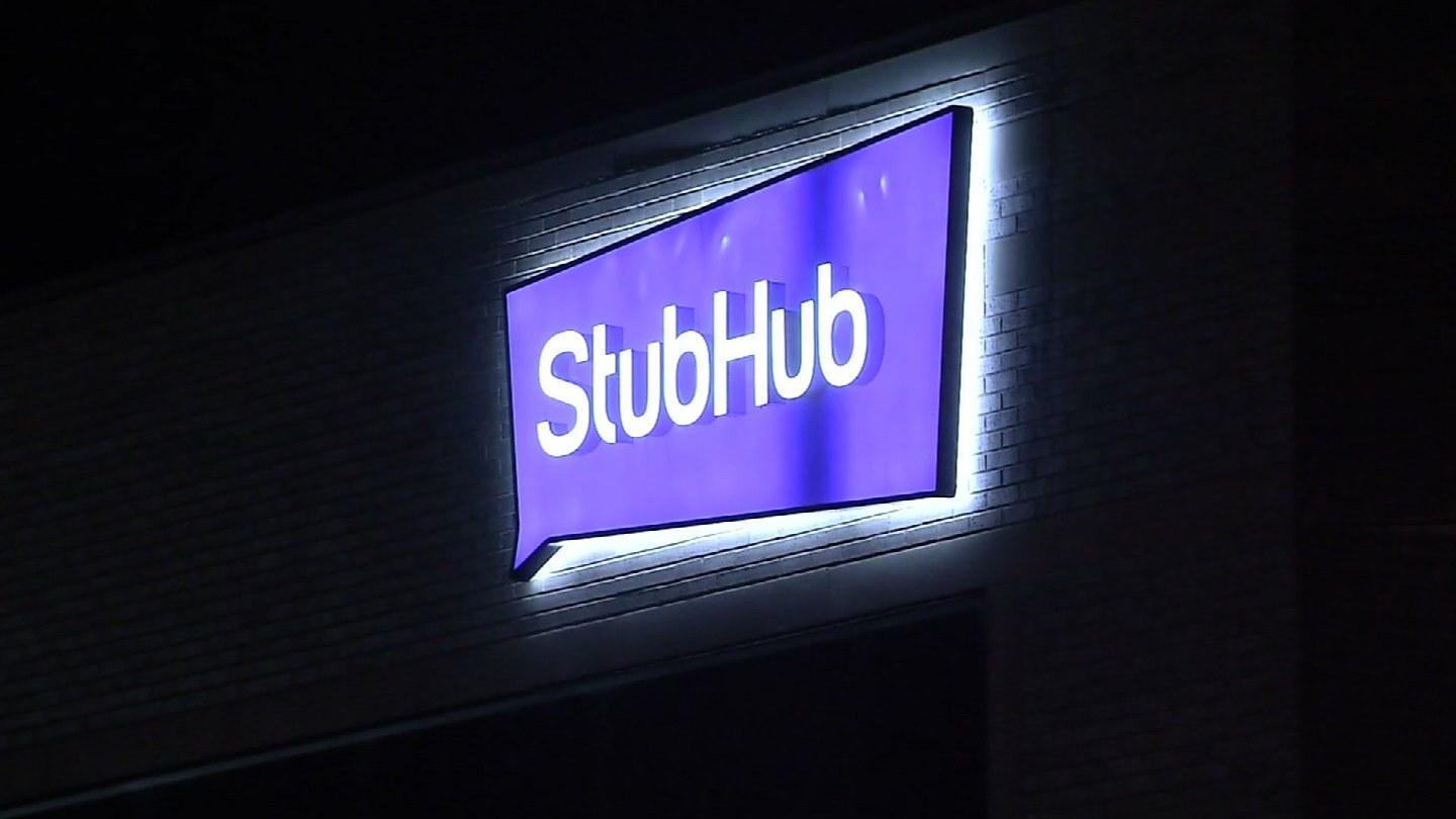 StubHub said it is closing its East Granby doors on Friday and moving to Utah. (WFSB)