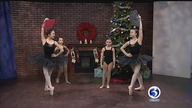 The Moscow Ballet premieres on Saturday night at the Oakdale Theatre in Wallingford. (WFSB)