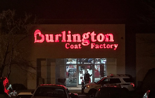 East Windsor Police said around 6:00 PM on Saturday they responded to a call regarding a strong-armed robbery by two females who fled a Burlington Coat Factory with merchandise and confronted one of the store employees.(Photo Courtesy of East Windsor PD)