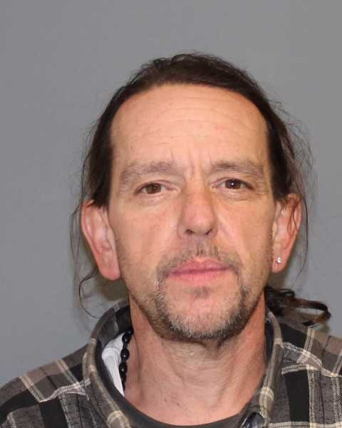 The Shelton Police Department said they arrested 47-year-old Mark Lindsey after he committed multiple burglaries at commercial businesses. (Photo Courtesy of Shelton PD).