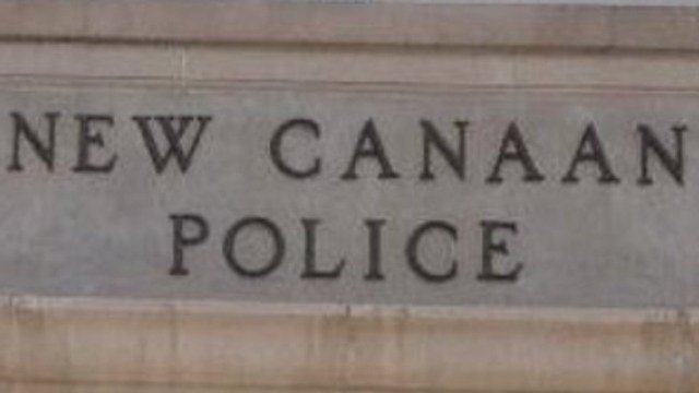 (New Canaan police Twitter)