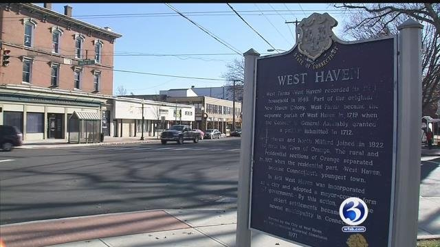 The new mayor of West Haven is working to get the city's finances in order (WFSB)