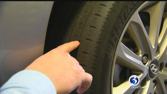 Car experts explained how to be prepared for wicked weather. (WFSB)