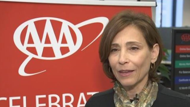 AAA talks about dangers of driving in snow. (WFSB)