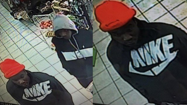 Milford police hope the public can help identify these suspected car thieves. (Milford police)
