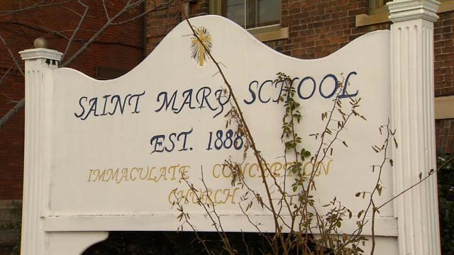 St. Mary school will merge with Blessed Sacrament  (WFSB)