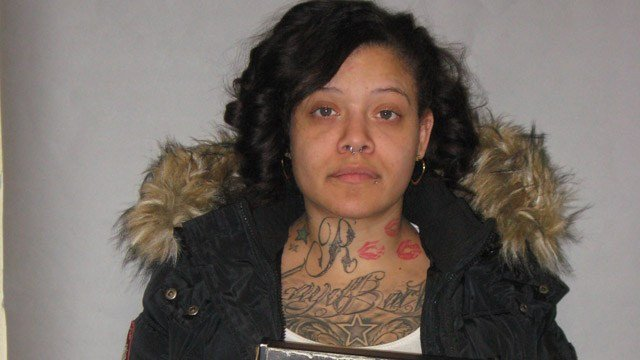 Rebecca Abad Ramirez was arrested in Bethel for drunk driving a stolen vehicle, police said. (Bethel police)