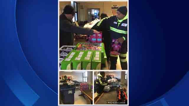A New Haven toy drive is in desperate need for donations (WFSB)