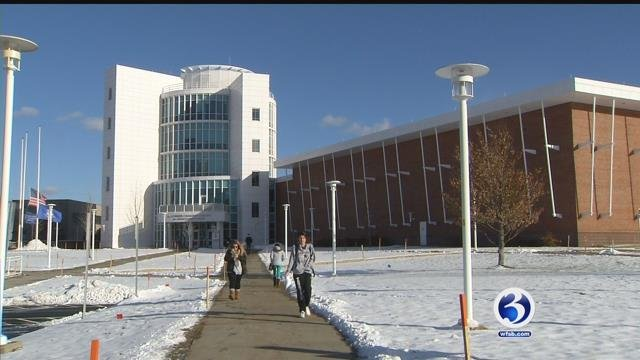 The community college consolidation is expected to save millions (WFSB file photo)