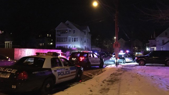 Police are investigating an officer-involved shooting in New Britain (WFSB)