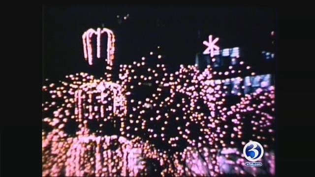Hartford lights up at Christmas time
