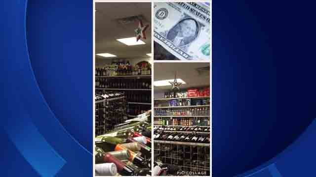 Police say two suspects used fake money at a Naugatuck liquor store (WFSB)