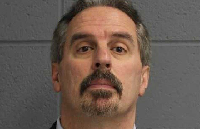 Police arrested 54-year-old Ivoryton resident, Kevin Miezejeski of Naturally Green Lawn Care LLC based out of North after a months-long investigation revealed he had taking payments for services directly (North Haven PD)