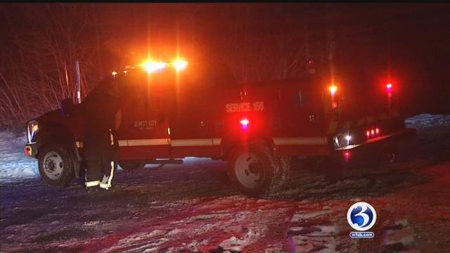 Search turns into recovery mission in Griswold