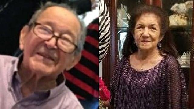 Dagoberto Delagado and Delfina Delagado were last seen on Sunday, according to Danbury police. (State police)
