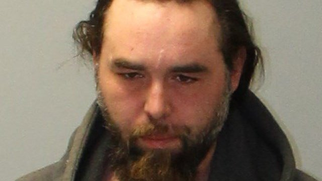 John Gallucci was arrested a year after a deadly crash in Enfield during which his passenger succumbed to injuries. (State police)
