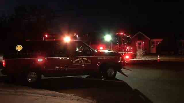 Police were searching for an armed man in the Central Village section of Plainfield (WFSB)