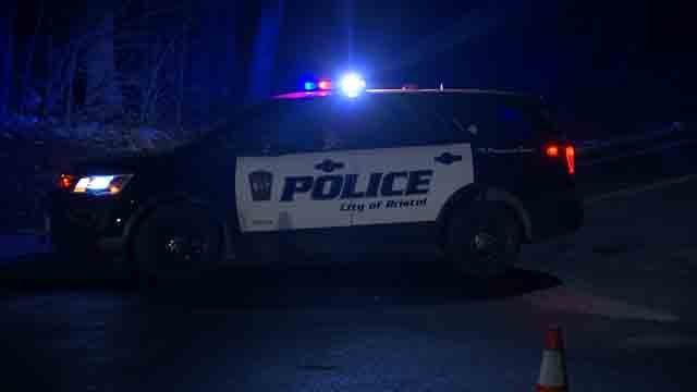 Police responded to a serious crash on Willis Street Tuesday evening (WFSB)