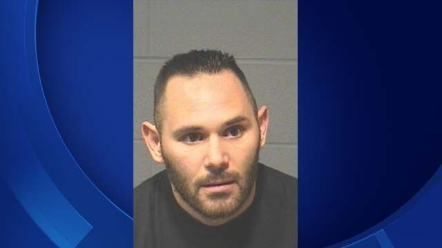 Hartford Police Sgt. Justin Torniero accused of using police vehicles while off duty appeared in front of a judge on Thursday morning.  (Hartford Police)