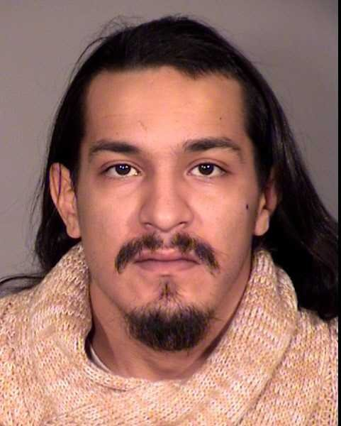26-year-old Fabian Hernandez was charged with two counts of possession of narcotics with intent to sell. (Photo Courtesy of the New London PD)