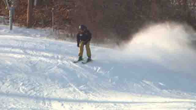 It's important to bundle up before any outdoor activities in this frigid weather (WFSB)
