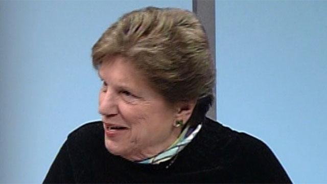 WCBS 880 announced the passing Fran Schneidau. (WFSB file photo)