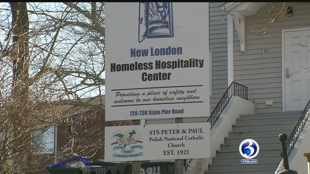The New London Homeless Hospitality Center helps those in need (WFSB)