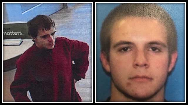 Matthew Lindquist is wanted in connection to the deadly fire (CT State Police)