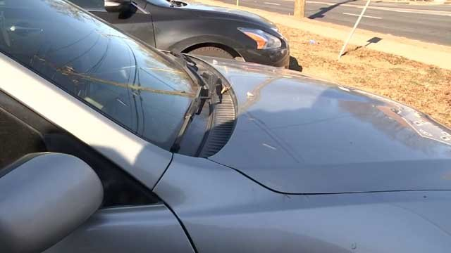 Experts are reminding drivers to take precautions in the cold (WFSB)