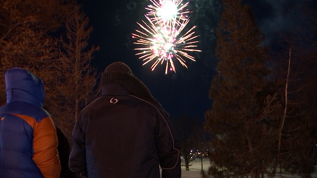 Hartford rings in the New Year with festivities and fireworks on Sunday (WFSB)