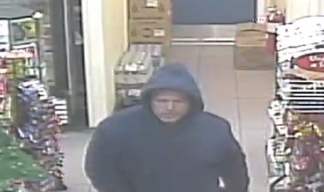 This man is wanted in at least two armed robberies (Southington PD)
