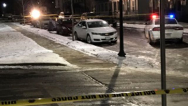 Two men were shot and one was killed Tuesday night in New Haven (WFSB).