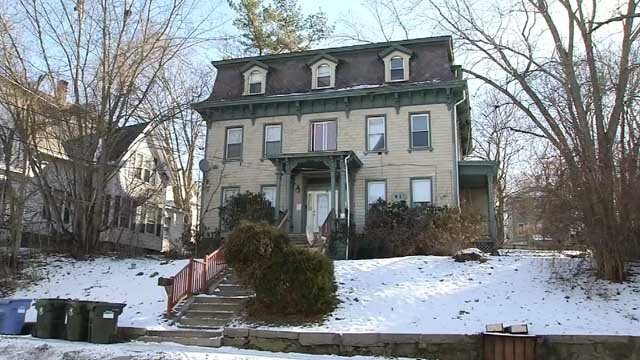 Tenants in Norwich were evicted from their home when it was condemned (WFSB)
