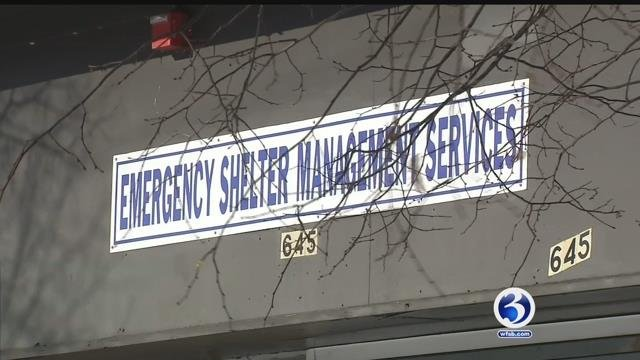 Emergency Shelter Management Services is preparing for the cold weekend. (WFSB)
