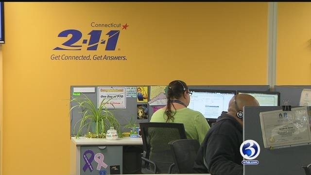 People who need to get out of bitter cold are asked to call 211. (WFSB file photo)