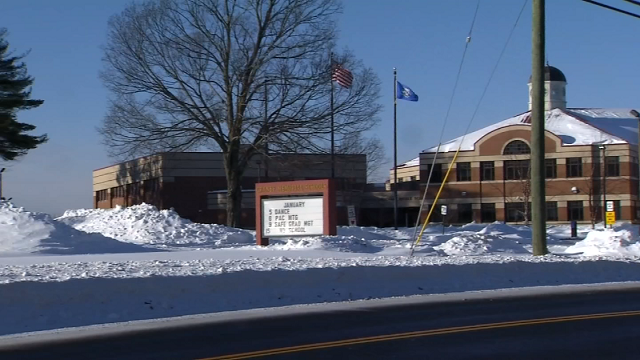 School in session for Granby after snow storm (WFSB)