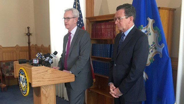 Andrew McDonald would be the first openly gay leader of Connecticut's Supreme Court. (Gov. Malloy's Office)