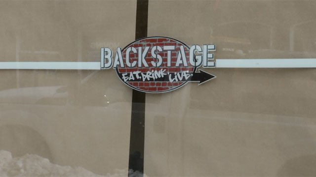 Backstage restaurant in Torrington closes its doors this weekend. (WFSB)