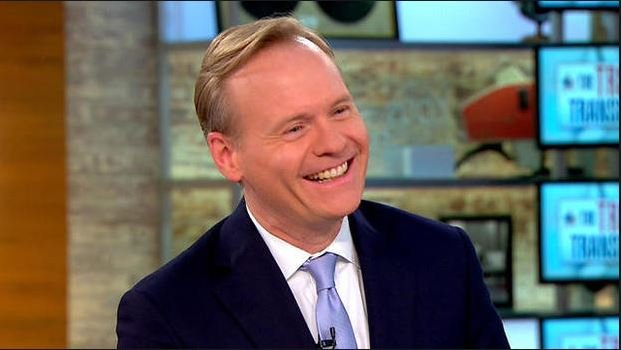 John Dickerson has been named a co-host of CBS This Morning. (CBS News)
