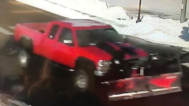 Police have released a photo of the vehicle involved in a hit-and-run crash that seriously injured a United States Postal worker last week. (Norwich Police Department)