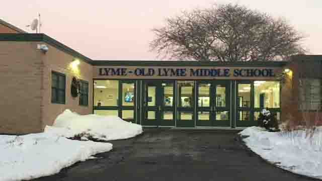 Lyme-Old Lyme Middle School (WFSB)