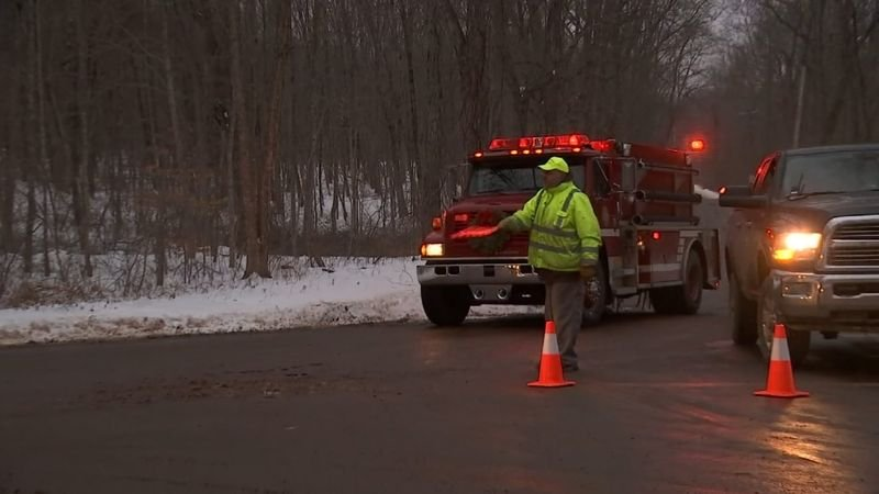 Police identified man killed in East Haddam fire this week. (WFSB file photo)