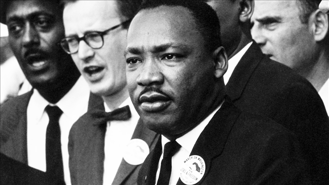 Dr. Martin Luther King Jr. (MGN)