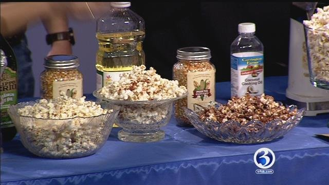 Podunk Popcorn celebrates National Popcorn Day